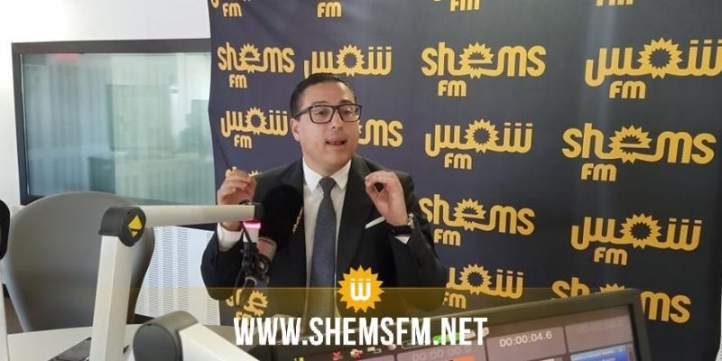 سافر إلى باريس لزيارة عائلته: هشام العجبوني يطالب وزير الطاقة بالإعتذار