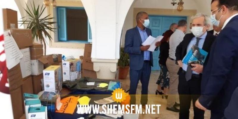 الكورونا: الوكالة الفرنسية للتنمية تقدم مساعدات لـ9 بلديات في نابل