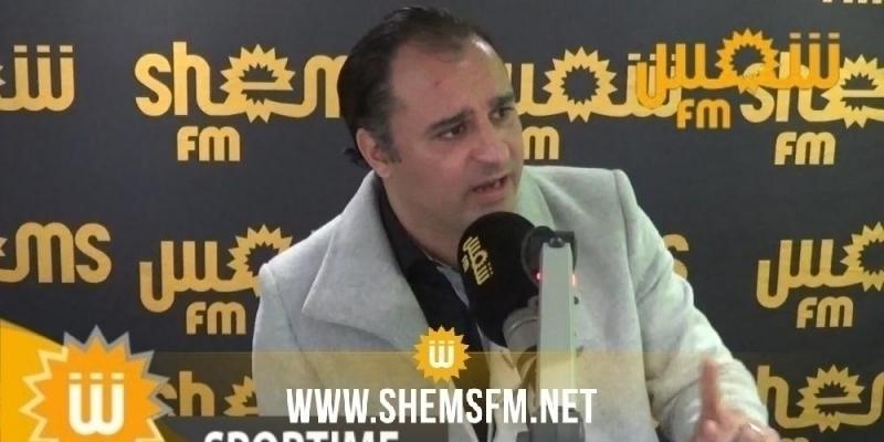 السعيداني يطالب بوضع ملعب 15 أكتوبر تحت تصرف النادي البنزرتي