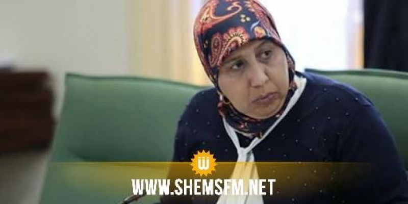 Yamina Zoghlemi : Ennahdha ne signera pas le document de stabilité et de solidarité