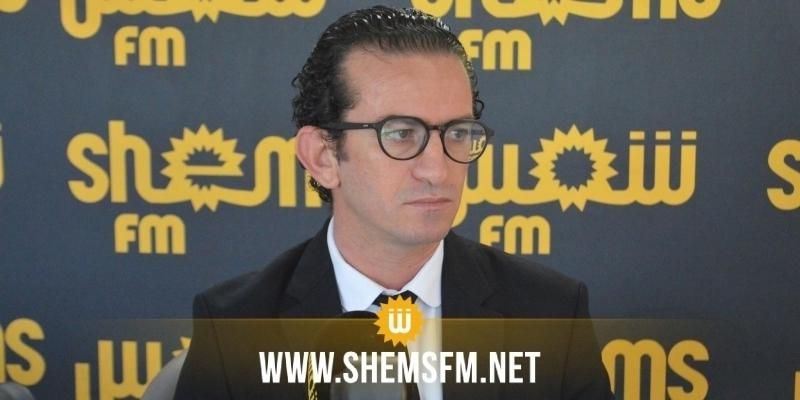 Oussema Khelifi : « Qalb Tounes ne souhaite pas s'allier avec Ennahdha »