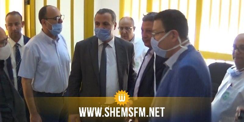 وزير الصحة يؤكد:''الخطر مازال قائما ''داعيا التونسيين لإرتداء الكمامة والحذر والتوقي