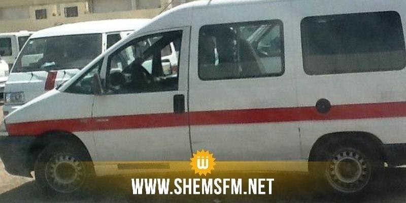 نقل 8 أجانب: سحب رخصة 'لواج' من صاحبها في القصرين