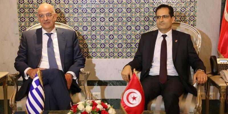 تونس واليونان تعبران عن دعمهما للحل التوافقي في ليبيا