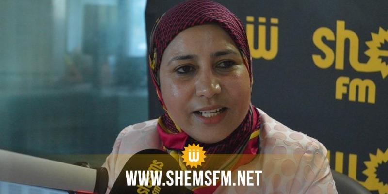 سناء المرسني: الأحزاب الفائزة في الانتخابات من المهم أن تشارك في الحكومة