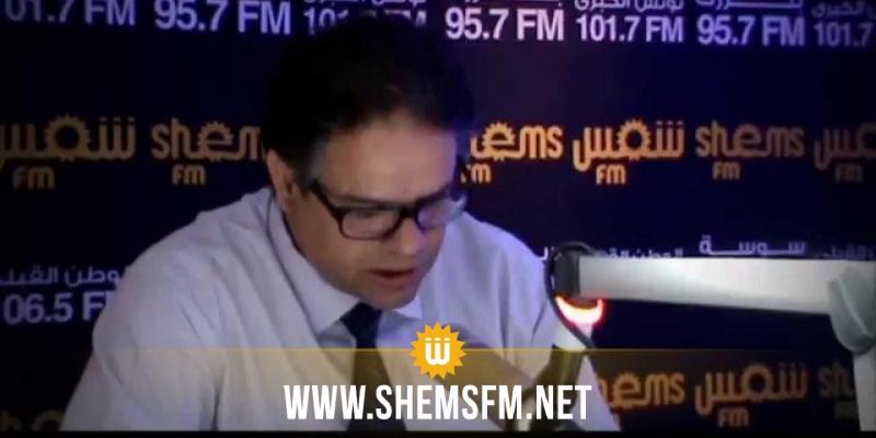 يسرى الدالي حول طلب الدستوري الحر منع عماد دغيج من دخول المجلس:''إلي يجيه لدارو يطردو''