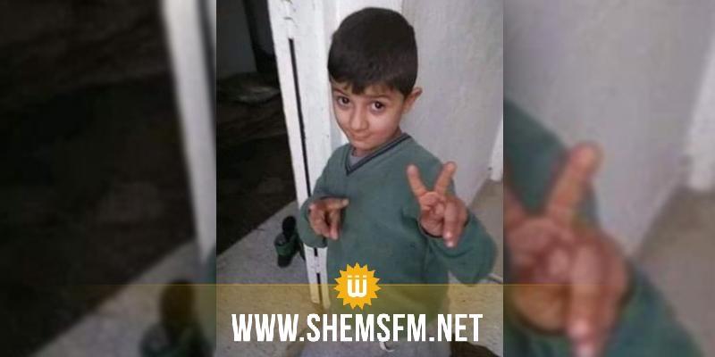 إعلان ضياع الطفل محمد هارون بقربة