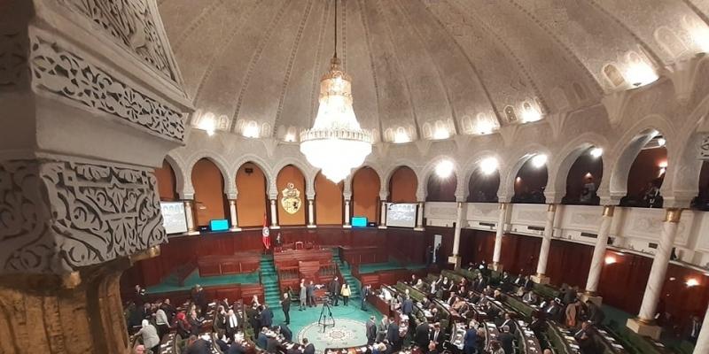 الدستوري الحر يدعو سعيّد إلى الإذن للأمن الرئاسي بمنع عماد دغيج من دخول البرلمان