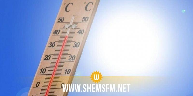 طقس اليوم: حرارة مرتفعة تصل ل45 درجة مع ظهور الشهيلي