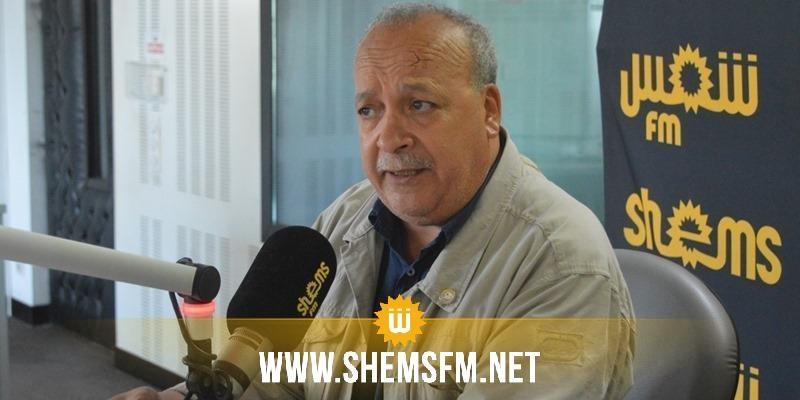سامي الطاهري: رفض الزج بتونس في الصرعات الإقليمية وبيع المؤسسات العمومية سببا من أسبابا ضرب الاتحاد