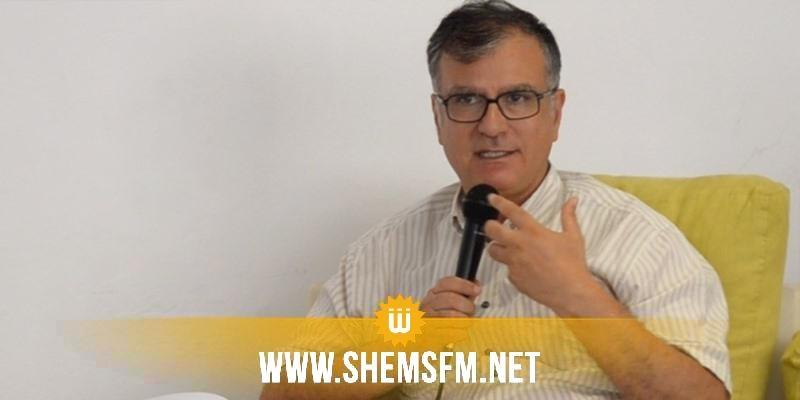 أمين محفوظ :النظام السياسي الحالي قائم على تفتيت السلط