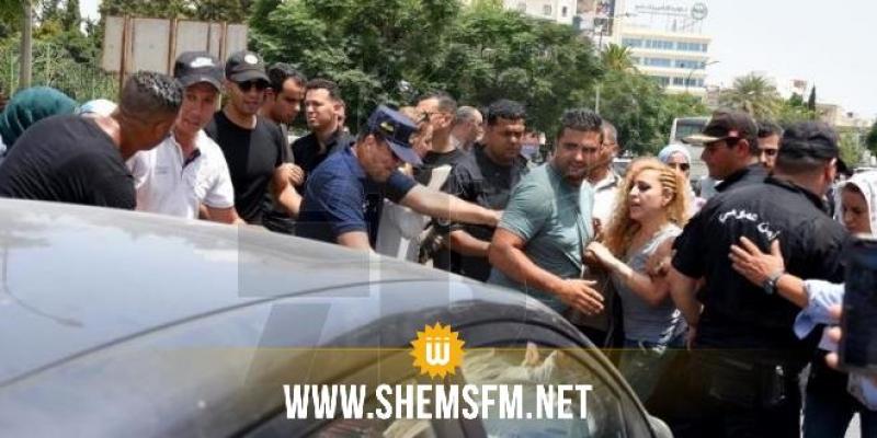 تصاعد احتجاجات المعطلين عن العمل من أصحاب الشهادات العليا والدكاترة والأمن يتدخل