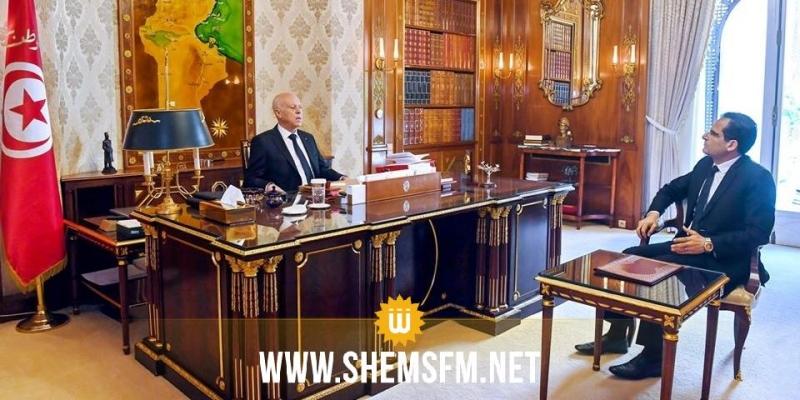 الإعداد لعودة التونسيين ومشروع قرار تونس المعروض على مجلس الأمن أبرز محاور لقاء سعيد بالري