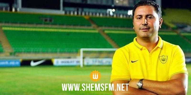 المدرب التونسي عادل ساسي: أنا أول مدرب تونسي تحصل على شهادة التدريب pro A