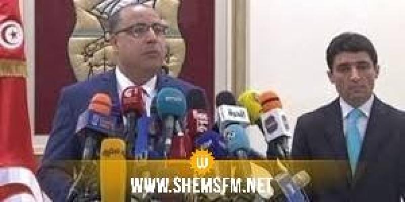 وزير الداخلية: حالات المصابين بالكورونا المجتازين لحدودنا مرتفعة