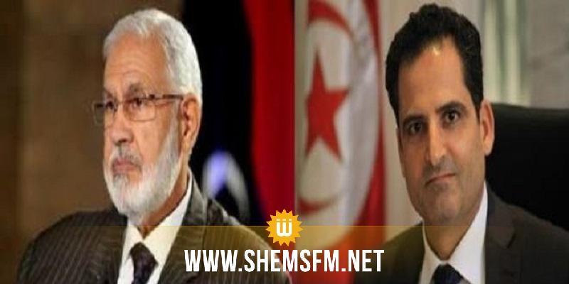وزير الخارجية يجري مكالمة هاتفية مع وزير الخارجية في حكومة الوفاق الليبية