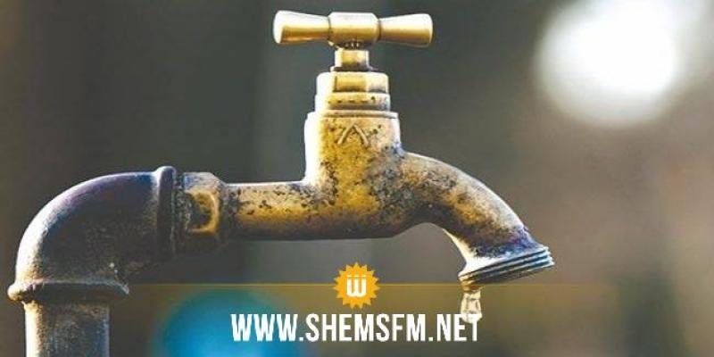 منوبة: كسر فجئي في قنوات المياه يتسبب في انقطاع الماء بمنوبة المدينة