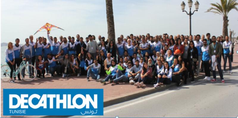 DECATHLON Tunisie : L'enseigne sportive utile…Avant, pendant et après la crise du Covid-19
