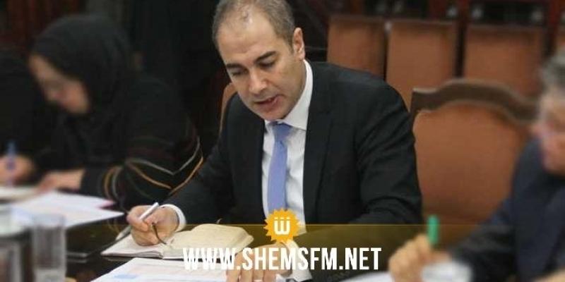 وزير المالية يؤكد ضرورة تسريع نسق رقمنة الإدارة