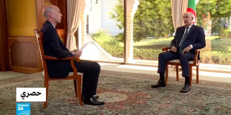 الرئيس الجزائري يُحذر من السيناريو الصومالي في ليبيا
