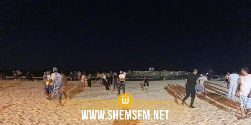 سوسة: وفاة طفل الـ11 سنة غرقا في شاطىء بوجعفر