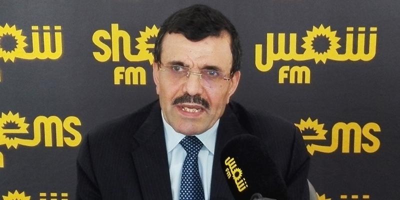 علي العريض: 'لست مسؤولا إطلاقا على أحداث الرش في سليانة' (فيديو)