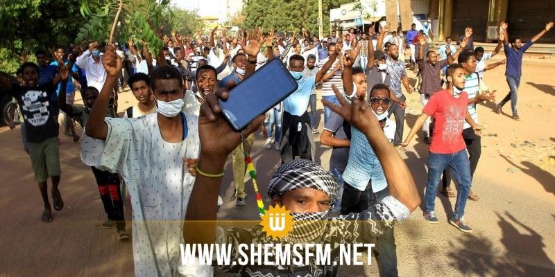السودان: إعفاء مدير عام الشرطة ونائبه من منصبيهما بعد إحتجاجات