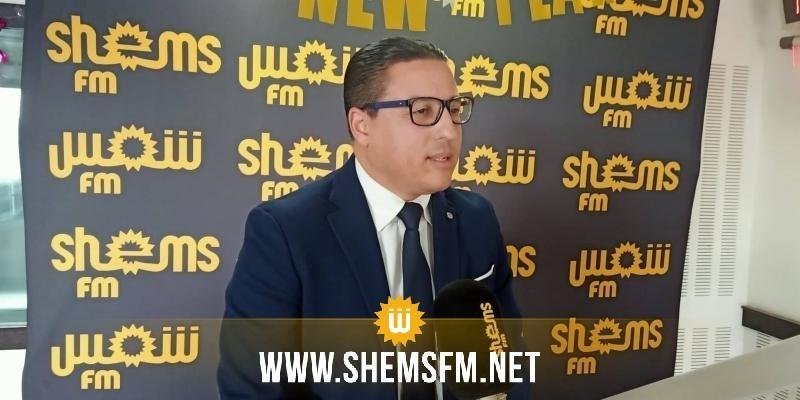 هشام العجبوني: 'إلي موش عاجبتو الحكومة ينسحب منها أو يسحب منها الثقة'