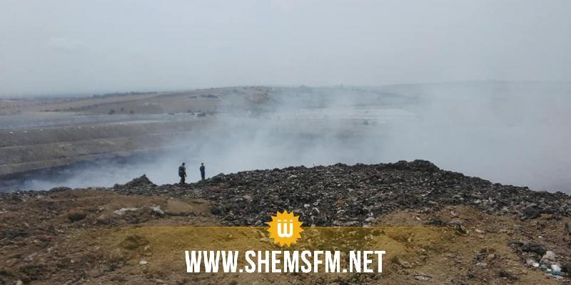 وزير البيئة يدعو يمينة الزغلامي لإقناع الأهالي بالسماح لشركة بشفط مياه الرشح ببرج شاكير