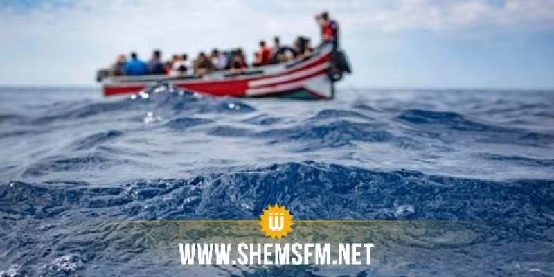 قرقنة: إحباط محاولة هجرة غير نظامية وحجز مركب صيد