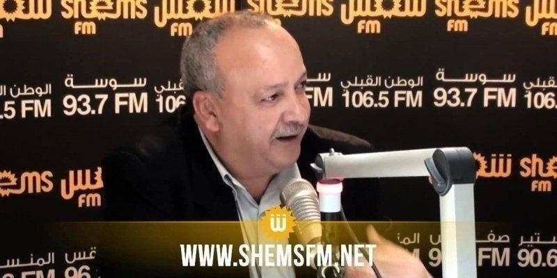الطاهري: 'هناك إشكال في إقالة رئيس مدير عام الخطوط التونسية'