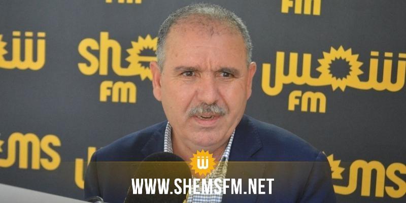 الطبوبي: إقالة ر.م.ع الخطوط التونسية يجب أن تكون بقرار يوقعه رئيس الحكومة