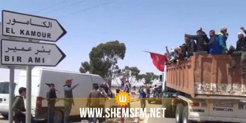 تطاوين: اتحاد الشغل يُحذر الحكومة من التدخل الأمني واللجوء إلى العنف