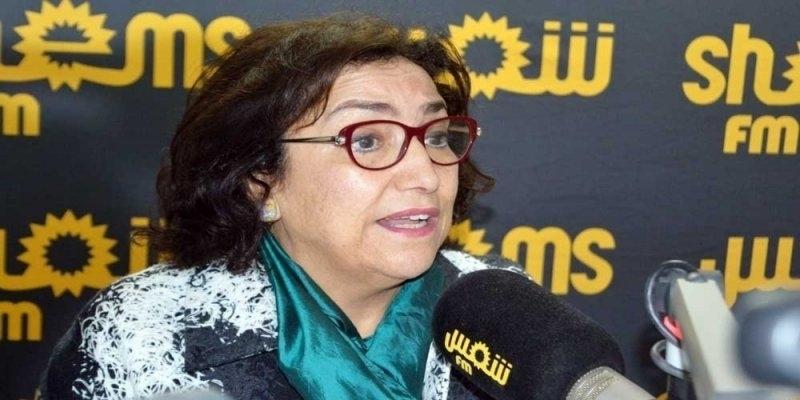 بشرى بلحاج حميدة: 'العيوني خالف القانون ويؤسس لدولة داخل الدولة'