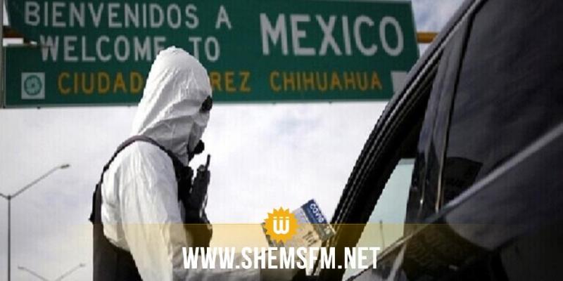 المكسيك تسجل حصيلة يومية قياسية في إصابات كورونا