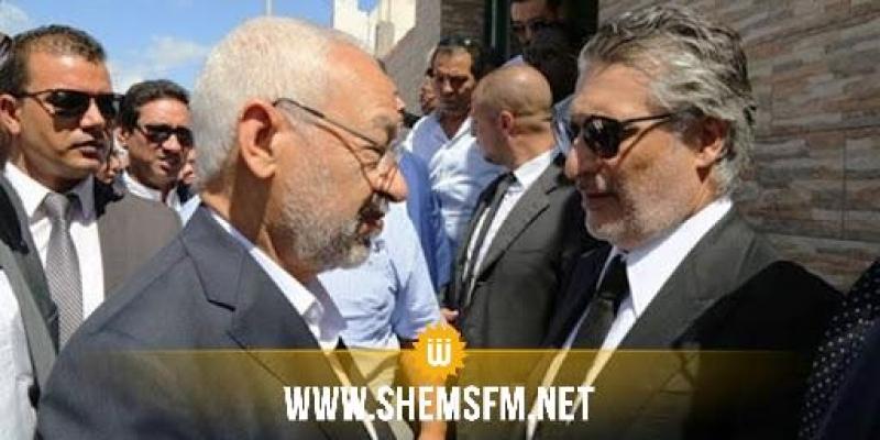 الخليفي: قلب تونس سيصوت ضد 3 لوائح تقدمت بها كتلة حركة النهضة اليوم