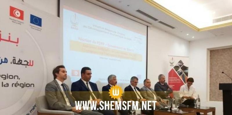 وزير التشغيل من بنزرت :  سيتم إطلاق المشاريع المعطلة وتنفيذها