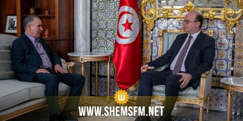 الوضع الاجتماعي والوضع في تطاوين محور لقاء رئيس الحكومة بالطبوبي