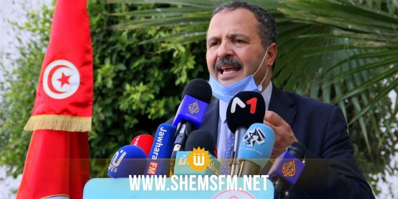 وزير الصحة : التراب التونسي خالٍ  من فيروس كورونا