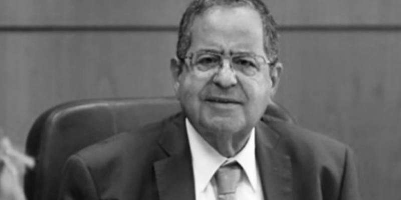 رئيس هيئة مكافحة الفساد السابق سمير العنابي في ذمة الله