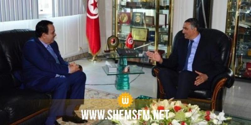 خلال لقاء بوزير الدفاع: السفير القطري يؤكد استعداد بلده مواصلة دعم تونس في كل المجالات