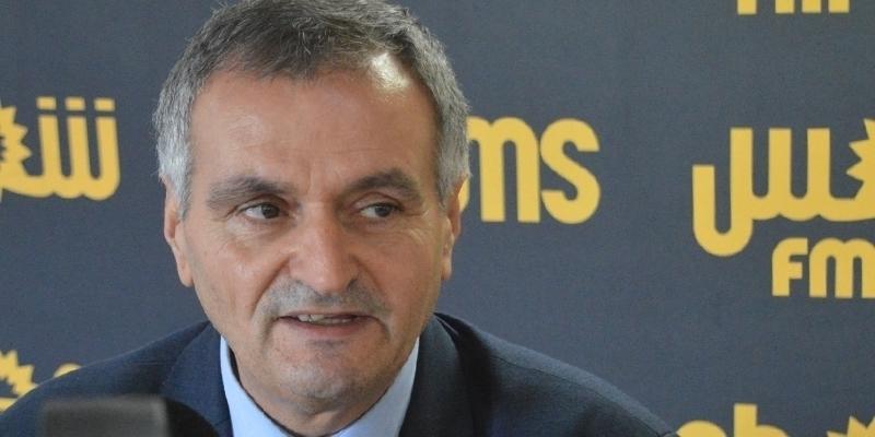 بلحاج: 'المعتصمون أمام الوزارة متمسكون بالوظيفة العمومية ورفضوا محاولات تشغيلهم في القطاع الخاص'