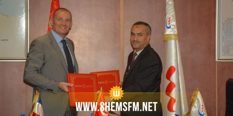 'الستاغ' توقع اتفاقية شراكة لانجاز محطة فولطاضوئية نموذجية عائمة بالبحيرة تونس
