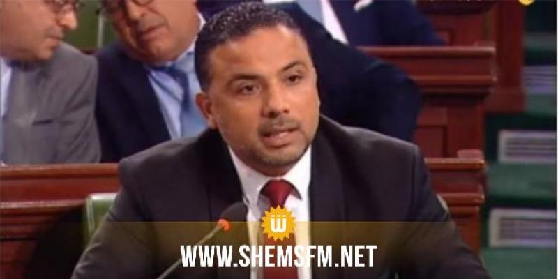 اثر منع ضيف من المشمولين بإجراء S17 من دخول البرلمان: سيف الدين مخلوف يحتج ويتمسك بدخوله للمجلس