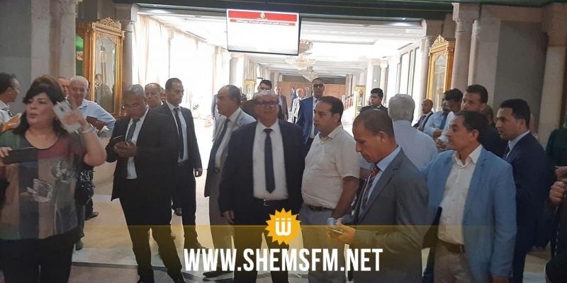 البرلمان: حالة هستيرية بين سيف الدين مخلوف وعبير موسي