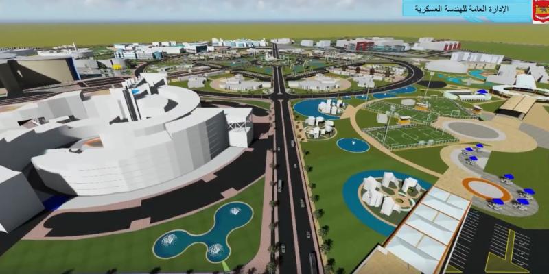 رئيس الجمهورية يعلن عن المرور إلى المرحلة الثانية من إنجاز مدينة الأغالبة الطبية (فيديو)