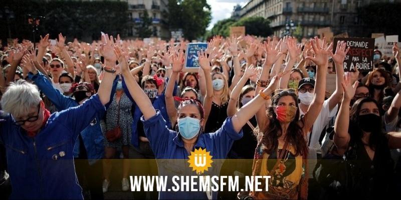 الفرنسيون يحتجون على تعيين وزير داخلية متهم بالإغتصاب