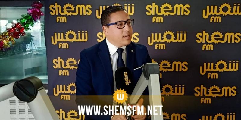 هشام العجبوني: ''الغنوشي يدير البرلمان كإدارته لحركة النهضة وحلفائها ويشرع لخرق النظام''