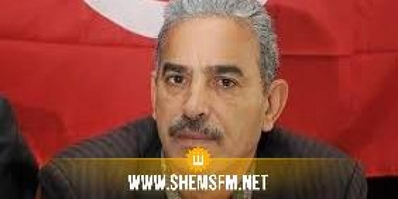 حفيظ حفيظ : الإتحاد يرفض توظيف ملف الكامور لضرب مصداقية الجيش الوطني