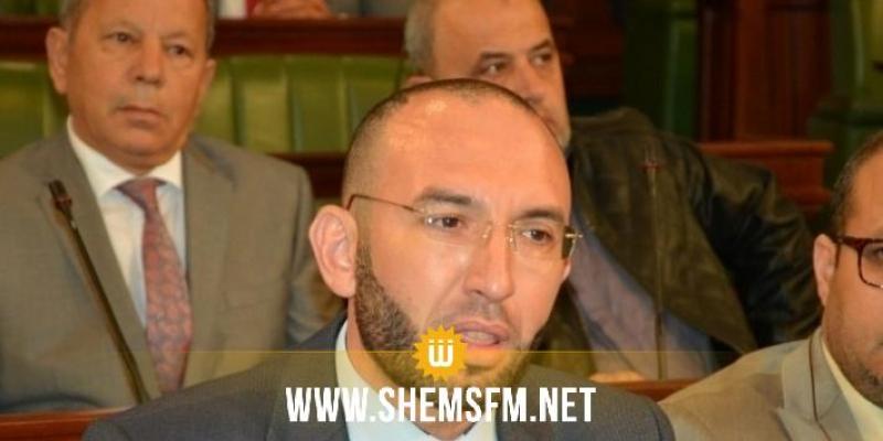 محمد العفاس يؤكد تعرض منزله للخلع